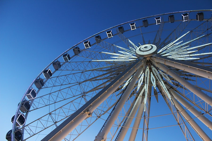 Pensacola Beach Ferris Wheel Pensacola Beach Ferris Wheel