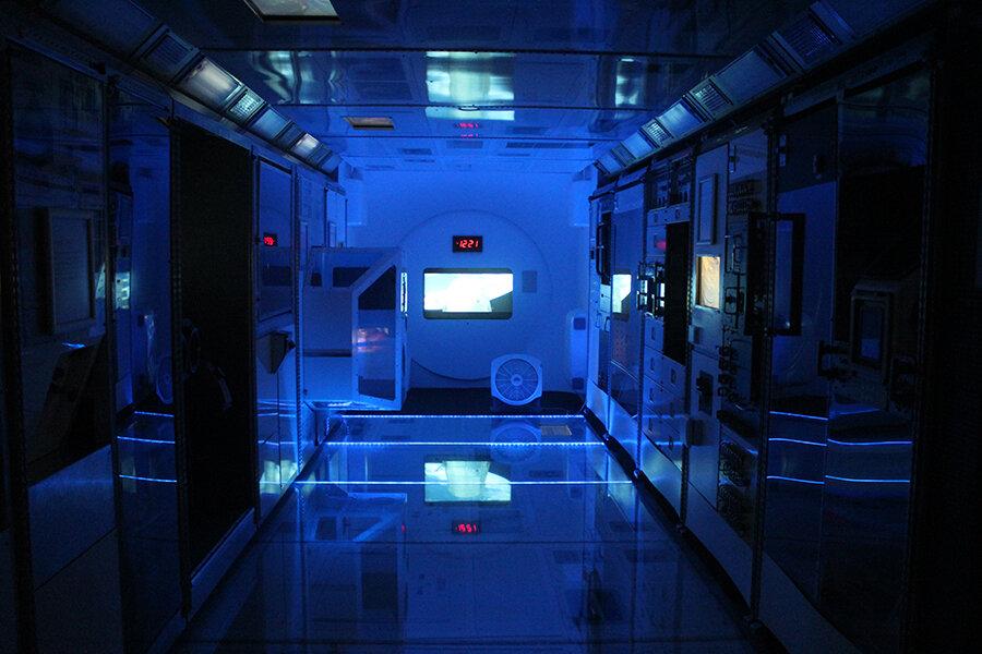 NASA Ames Visitor Center - The Wherever Writer