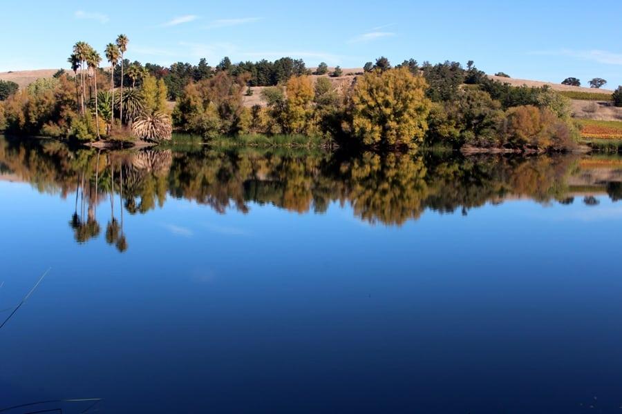 lake outside di Rosa
