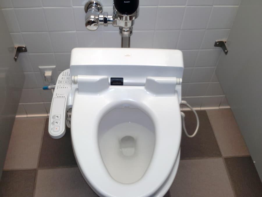 Google toilet