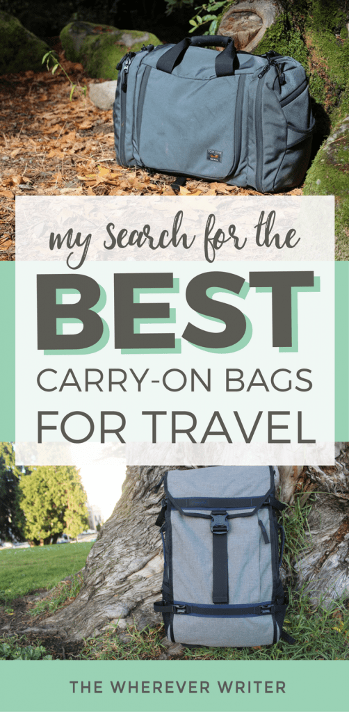 Best Bags for Travel