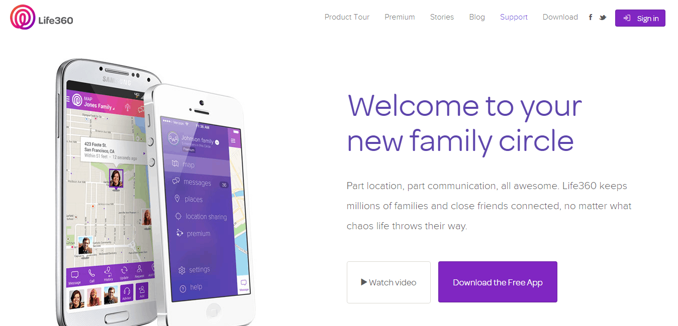 Life360 The New Family Circle - The Wherever Writer