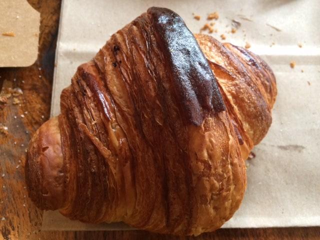 Croissant at Tartine