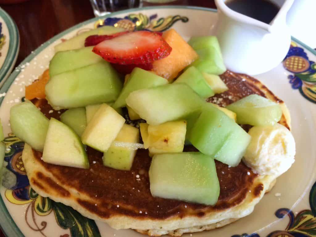 Zazie pancakes du midi