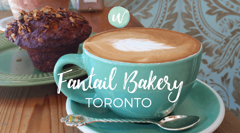 Fantail Bakery-Cafe in Toronto