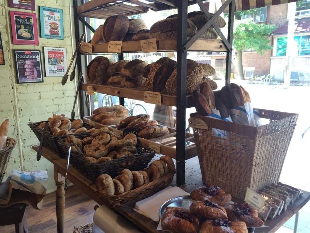 Mabel's Bakery Toronto - Breads