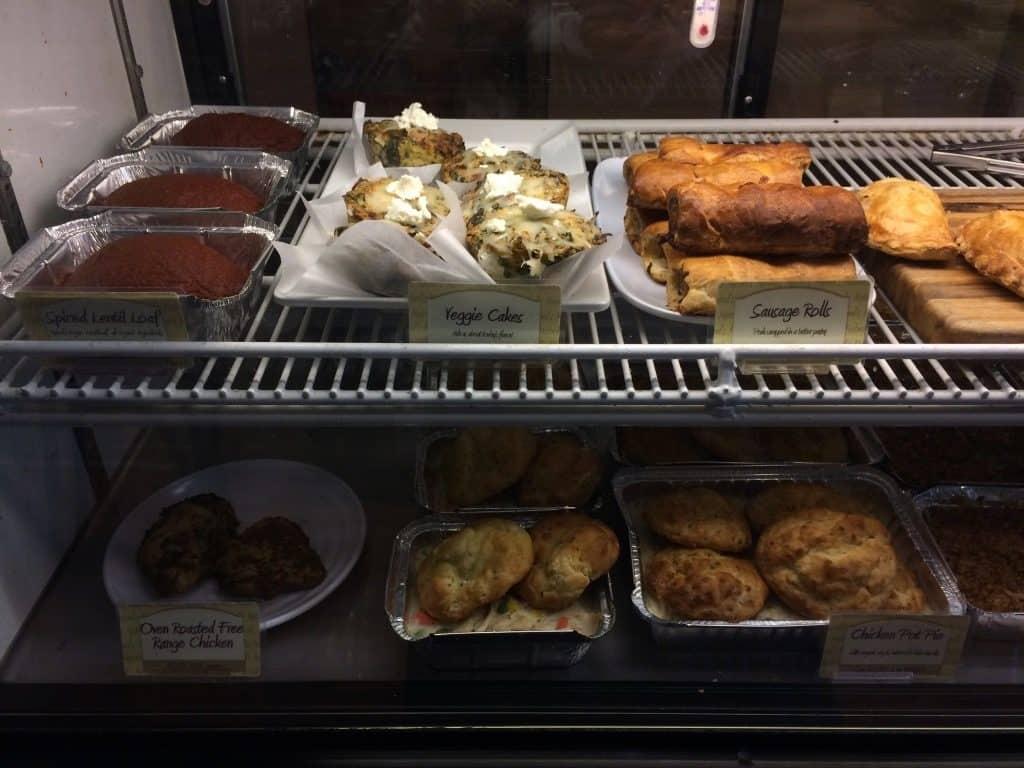Mabel's Bakery Toronto - Deli case