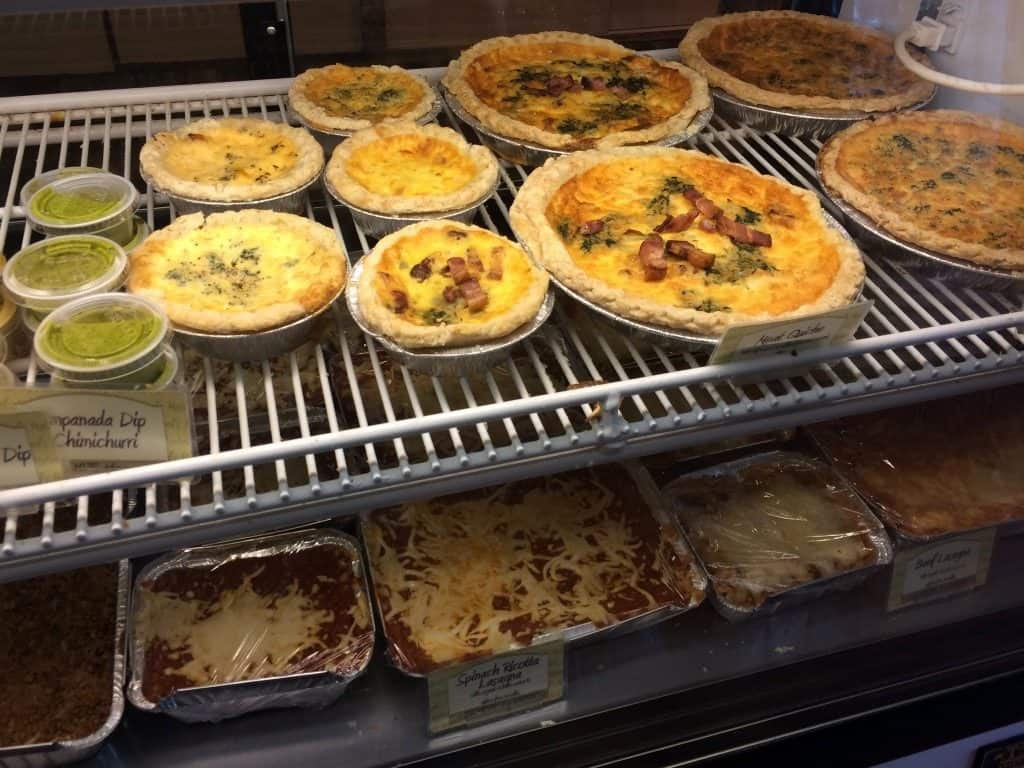 Mabel's Bakery Toronto - Quiche