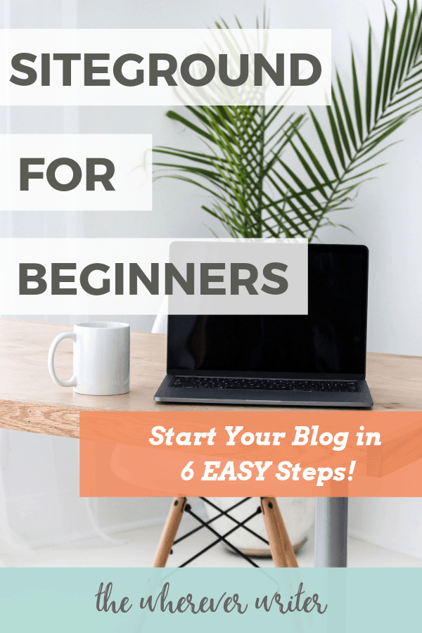 How to Start a Blog on SiteGround and Make Your First $1K Blogging!