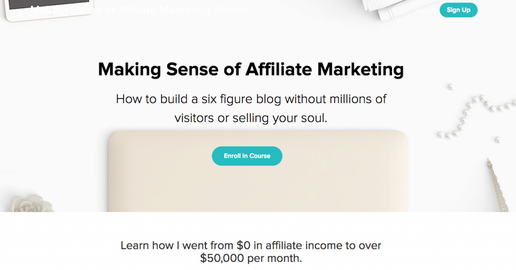 Making Sense of Affiliate Marketing online course