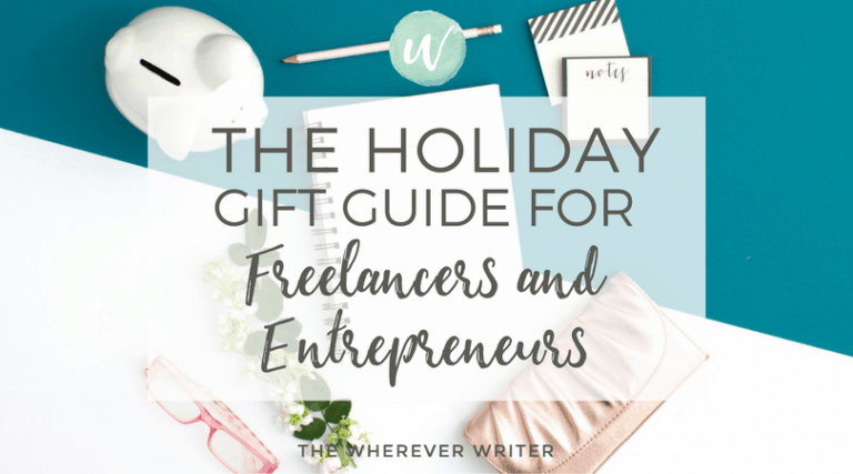Gifts for entrepreneurs and freelancers