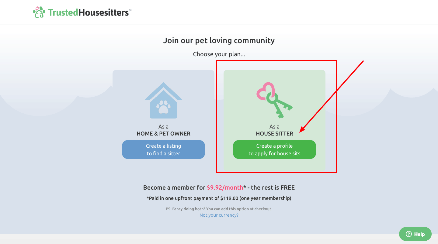 TrustedHousesitters.com Review: How to get a house sitter membership
