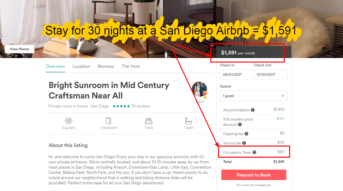 6 Secret Airbnb Tips That Will Save You Money - The Wherever Writer