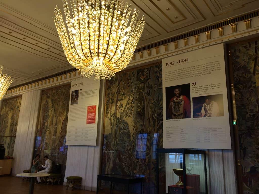 Vienna Opera House museum