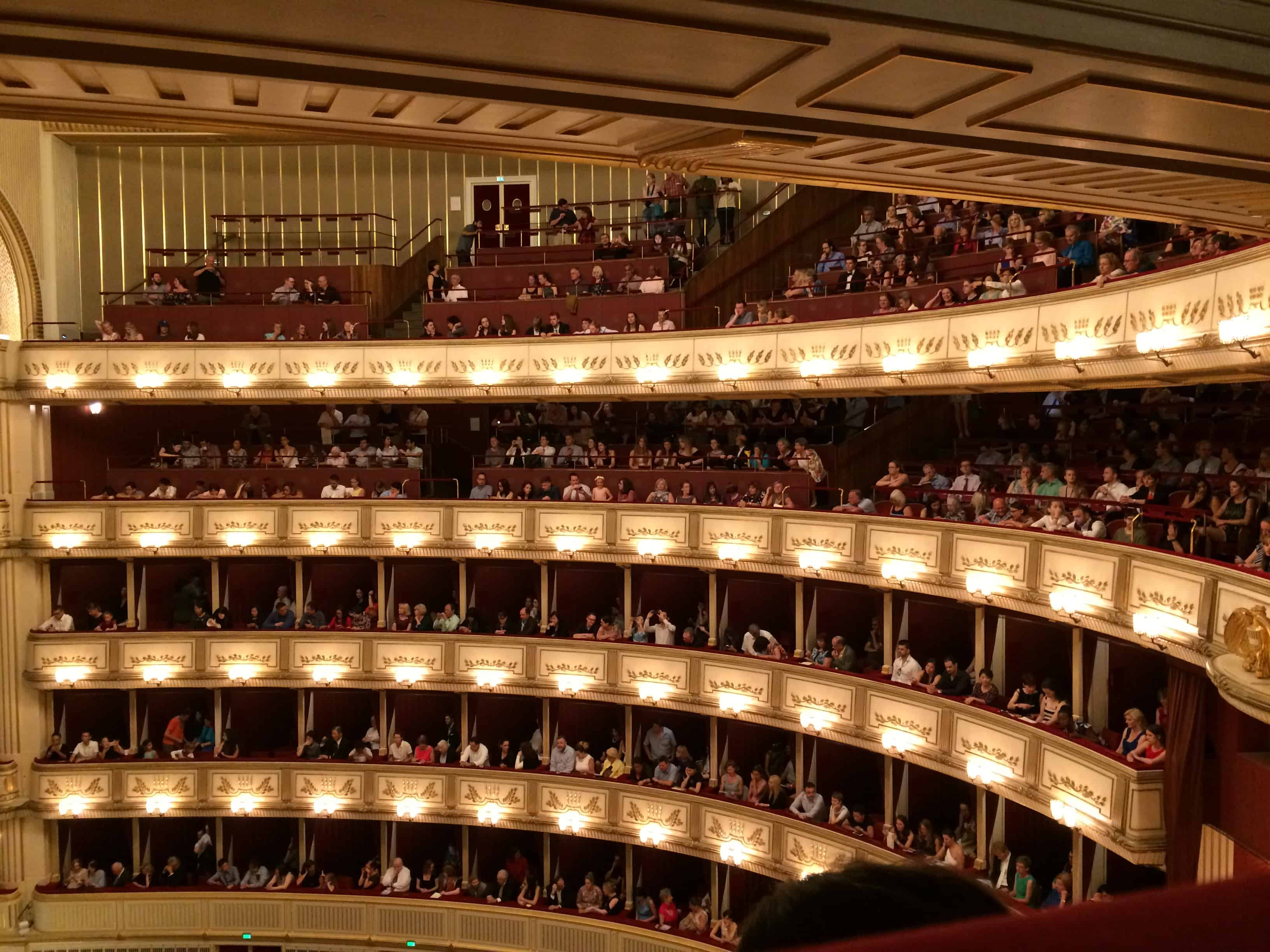 How To Get Standing Room Tickets At The Vienna Opera House The