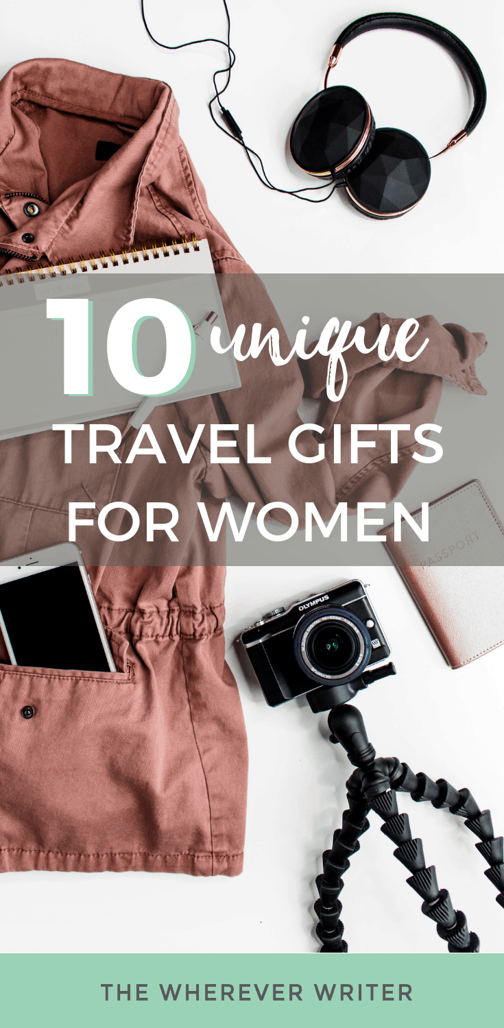 Travel gifts for women - gift ideas and guide & 10 Unique Travel Gifts for Women (Theyu0027ll LOVE These!) - The ...