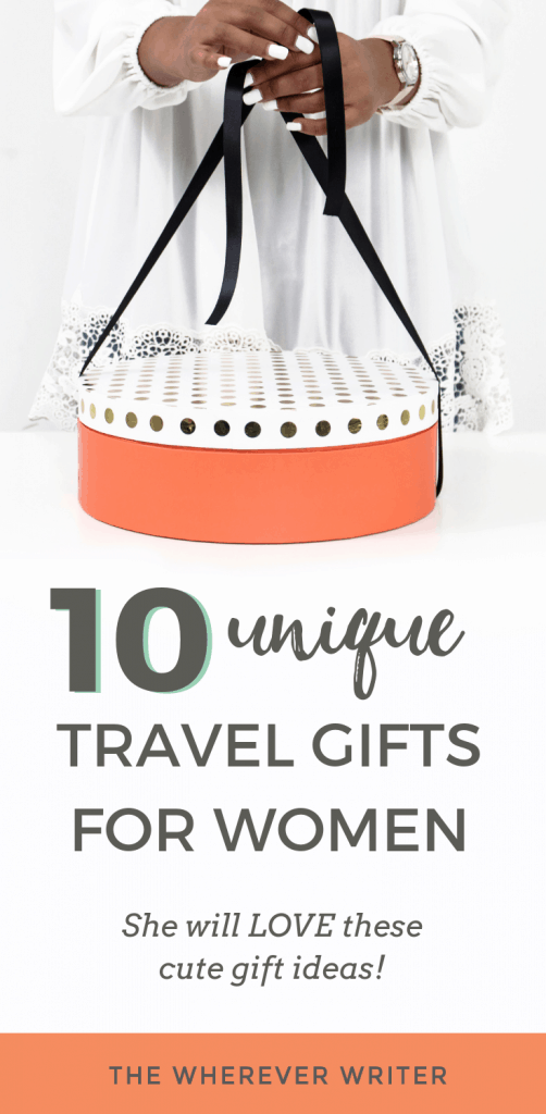gifts for women who travel