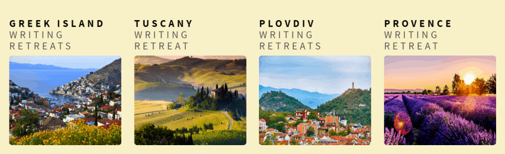 Write Away Retreats