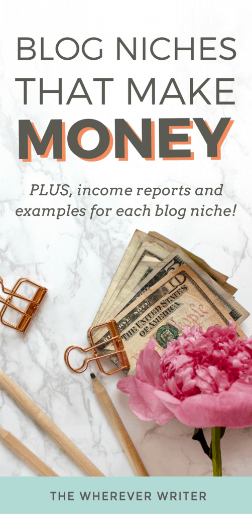 Blog Niches That Make Money _ Make Money Blogging