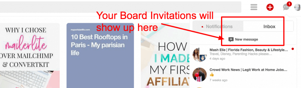 how to find group boards 3