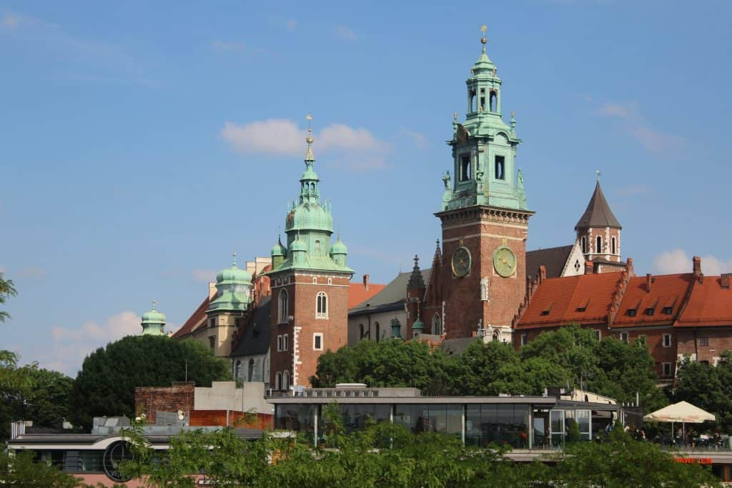 Eastern Europe Itinerary - Wawel Cathedral
