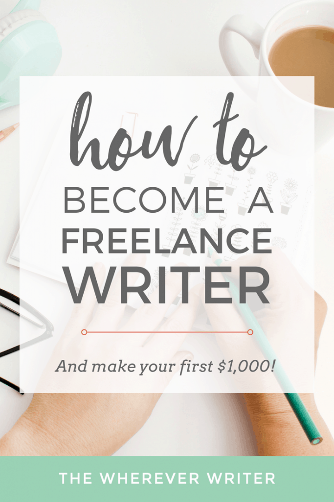 How to Become a Freelance Writer _ Freelance Writing for Beginners