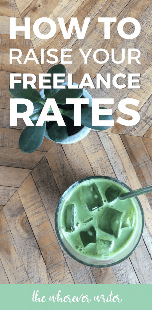 How to raise your rates as a freelance _ Negotiate on pricing with clients