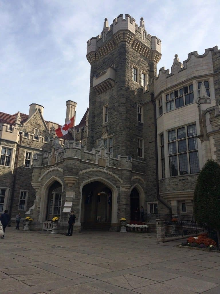 Cheap things to do in Toronto - Casa Loma