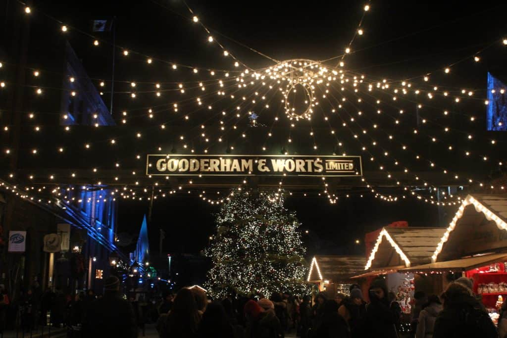Free things to do in toronto - Toronto Christmas Market
