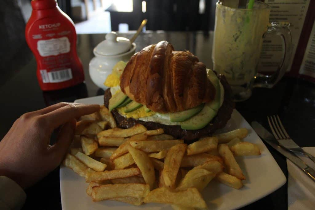 Things to Do in Cusco - The Meeting Place Burger