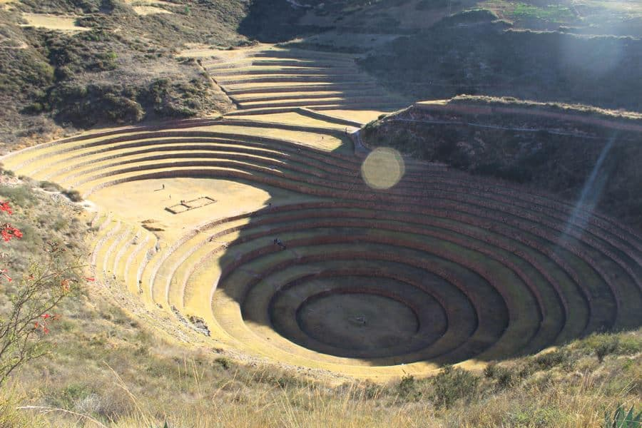 Day trips from Cusco - Moray