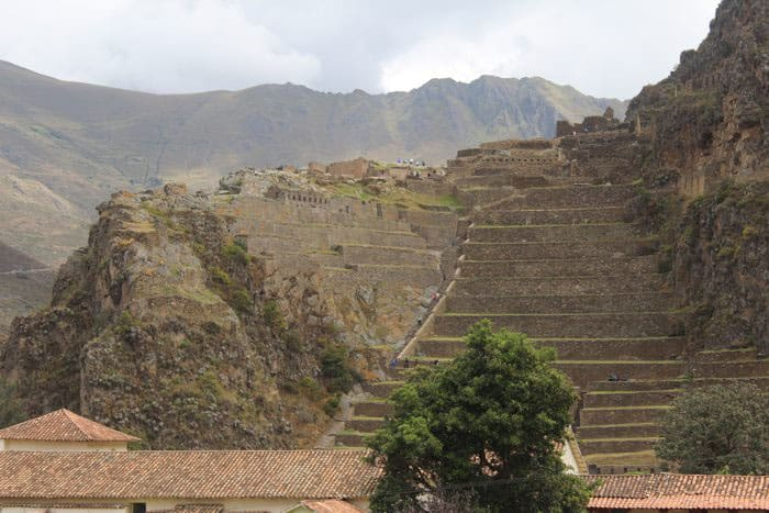 Day trips from Cusco - Ollantaytambo ruins