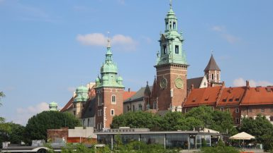 train from prague to krakow