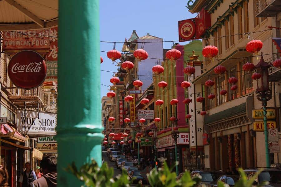 San Francisco Itinerary - Chinatown