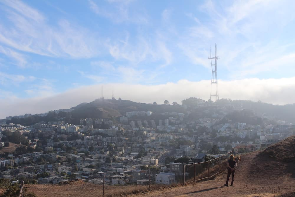 San Francisco Itinerary - Twin Peaks