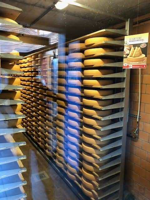 Ultimate Switzerland Bucket List - La Maison Du Gruyere Cheese Factory Tour