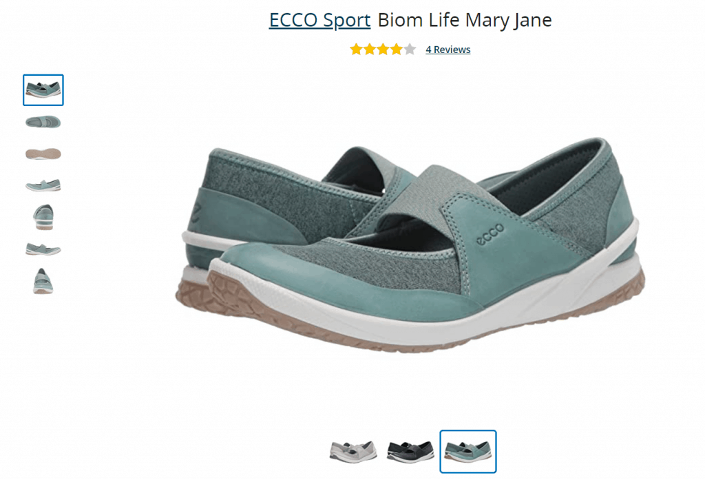 Ecco Sport Mary Jane Shoe