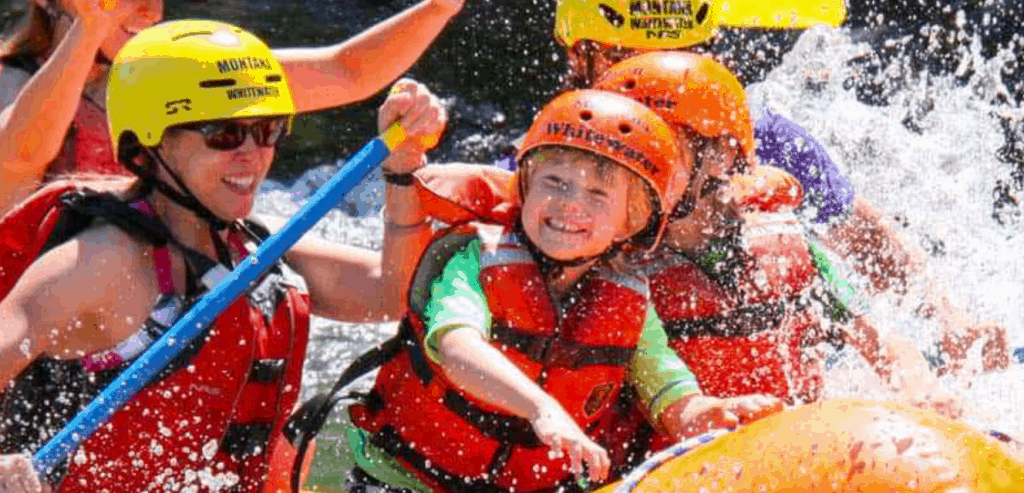 Montana White Water River Rafting Tours