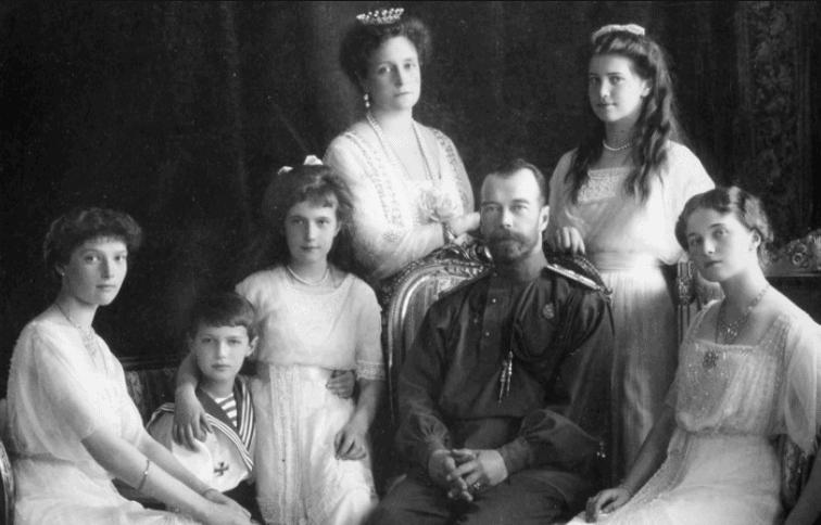 Czar Nicholas 2 - Russian Emperor