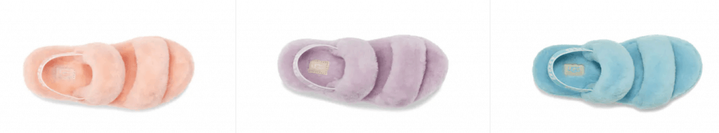 Oh Yeah Ugg Fury Slipper